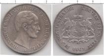 Каталог монет - монета  Рейсс-Шляйц 1 талер