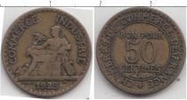 Каталог монет - монета  Франция 50 центов