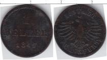 Каталог монет - монета  Франкфурт 1 геллер
