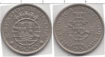 Каталог монет - монета  Португальская Индия 1 эскудо
