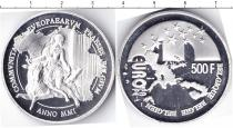 Каталог монет - монета  Бельгия 500 франков