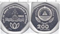 Каталог монет - монета  Кабо-Верде 200 эскудо