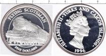 Продать Монеты Кокосовые острова 5 долларов 1996 Серебро