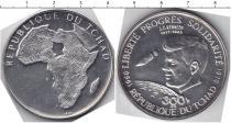 Каталог монет - монета  Чад 300 франков