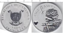 Каталог монет - монета  Камерун 1000 франков