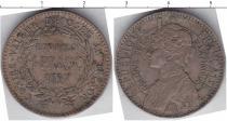 Каталог монет - монета  Мартиника 1 франк