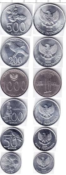 Каталог - подарочный набор  Индонезия Индонезия 1996-2010