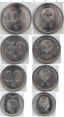 Каталог - подарочный набор  Северная Корея Северная Корея 2005-2006