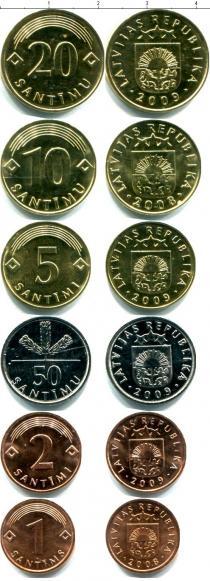 Каталог - подарочный набор  Латвия Латвия 2008-2009