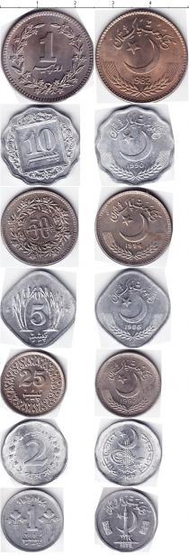 Каталог - подарочный набор  Пакистан Пакистан 1967-1992