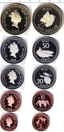 Продать Наборы монет Ниуэ Ниуэ 2010 2010