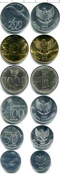 Каталог - подарочный набор  Индонезия Индонезия 1994-2010