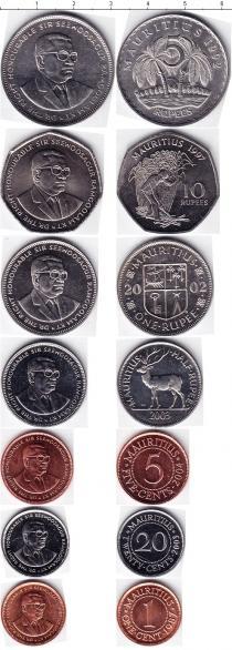 Каталог - подарочный набор  Маврикий Маврикий 1992-2004