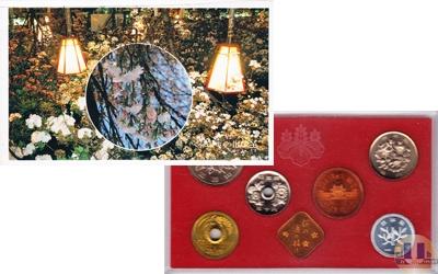 Каталог - подарочный набор  Япония Япония 1992