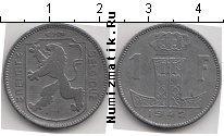 Каталог монет - монета  Бельгия 1 франк