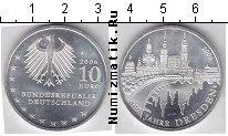 Каталог монет - монета  ФРГ 10 евро