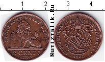Каталог монет - монета  Бельгия 2 сантима