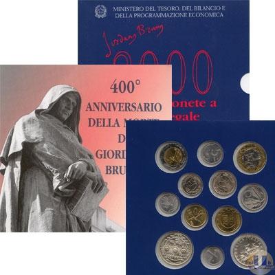 Каталог - подарочный набор  Италия Джордано Бруно