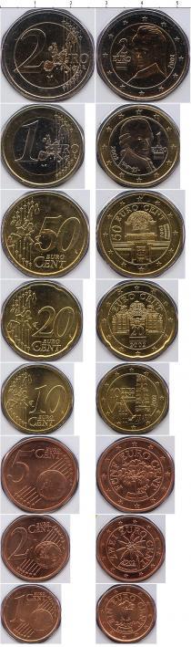 Каталог - подарочный набор  Австрия Евронабор 2002 года