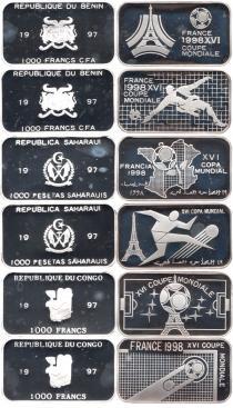 Каталог - подарочный набор  Сахара 16 Олимпийские игры 1998 года