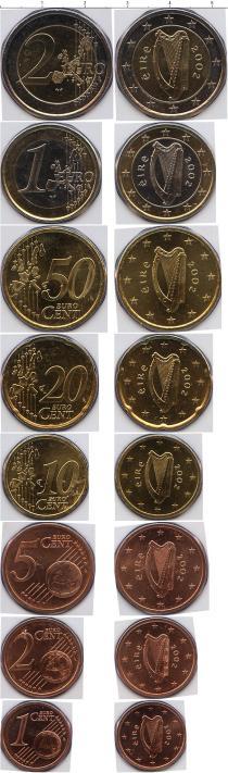 Каталог - подарочный набор  Ирландия Евронабор 2002 года