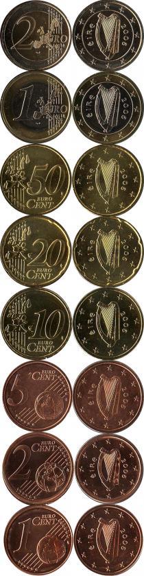 Каталог - подарочный набор  Ирландия Евронабор 2006 года выпуска