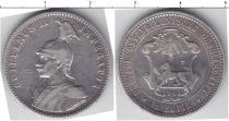 Каталог монет - монета  Немецкая Африка 1/2 рупии