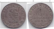 Каталог монет - монета  Саксен-Веймар-Эйзенах 1/2 гроша