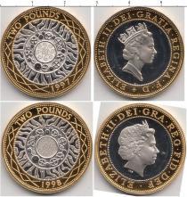 Каталог - подарочный набор  Великобритания 2 фунта