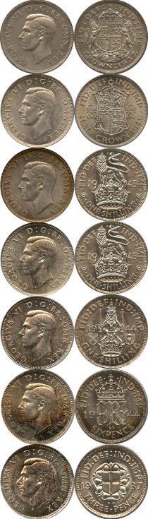 Каталог - подарочный набор  Великобритания Правление Георга