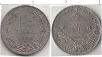 Каталог монет - монета  Гондурас 1/8 реала