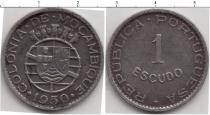 Каталог монет - монета  Мозамбик 1 эскудо