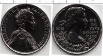 Продать Подарочные монеты Великобритания Бриллиантовый юбилей 2012 Медно-никель