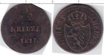 Каталог монет - монета  Гессен-Дармштадт 1 геллер