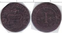 Каталог монет - монета  Мюнстер 1 пфенниг