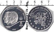 Каталог монет - монета  Бельгия 5 экю