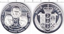 Каталог монет - монета  Ниуэ 50 долларов