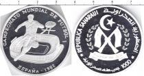 Каталог монет - монета  Сахара 1000 песет
