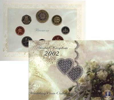 Каталог - подарочный набор  Великобритания Свадебная коллекция 2002 года