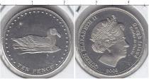 Каталог монет - монета  Остров Гоф 10 пенсов