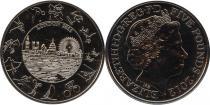Продать Подарочные монеты Великобритания Лондон 2012- Олимпийские игры 2012 Медно-никель