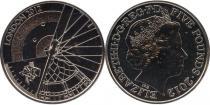 Продать Подарочные монеты Великобритания Лондон 2012- параолимпийские игры 2012 Медно-никель