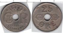 Каталог монет - монета  Фарерские острова 25 эре