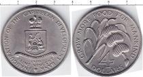 Каталог монет - монета  Сент-Винсент 4 доллара