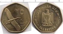 Каталог монет - монета  Палестина 25 кирш