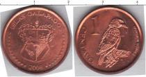 Каталог монет - монета  Галапагосские острова 1 сентаво