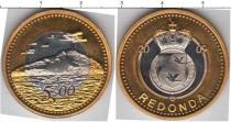 Каталог монет - монета  Редонда 5 долларов