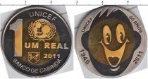 Каталог монет - монета  Кабинда 1 рейс