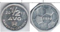 Каталог монет - монета  Кабинда 1/2 аво
