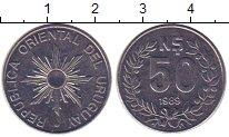 Каталог монет - монета  Уругвай 50 песо
